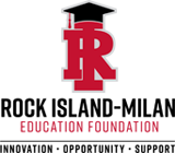 Rock Island Milan Education Logo
